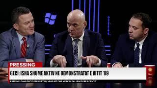 PRESSING, Gani Geci, Berat Buzhala - 14.03.2019