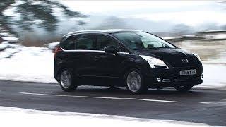 Peugeot 5008 : Car Review