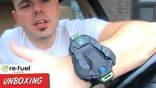 ReFuel Wireless Bluetooth Wearable Speaker UNBOXING REVIEW. Powerful, Wearable, Waterproof