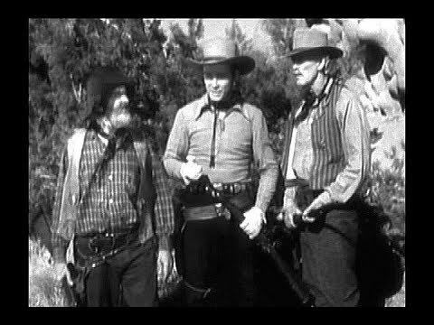 Roy Rogers - Colorado - Gabby Hayes, Milburn Stone, Pauline Moore