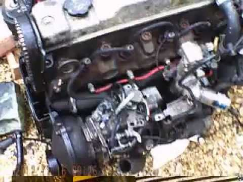 HOWTO : How to remove PATS from Diesel injection pump