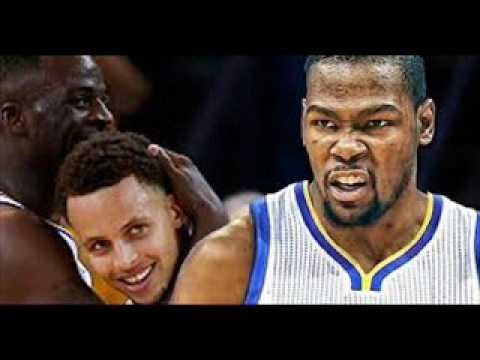 The Stephen Curry vs Kevin Durant story