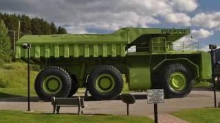 #3   Biggest Truck in the World, Sparwood, British Columbia