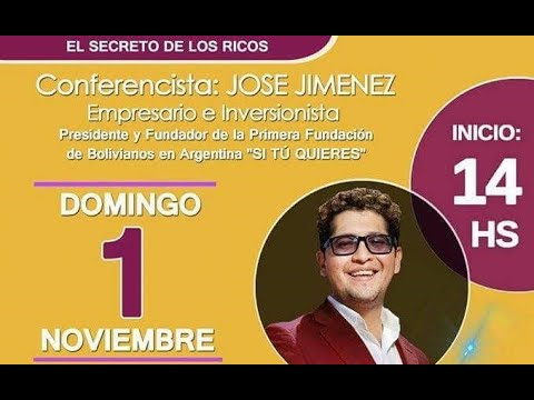 Educaciòn Financiera; Jose Jimenez Poveda