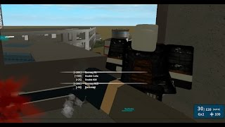 Roblox Phantom Forces - Fun with the BFG 50 (Part 12) (+Knife double kill, L85A2, and more)