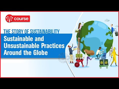 Episode 5 : Sustainable and Unsustainable Practices from around the Globe| SDG 2030 | SDG Plus