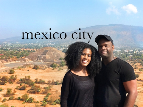Mexico City and the Teotihuacán Trip 2017 PART 1