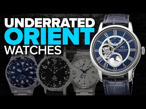 10 Orient Watches You May Not Have Heard Of (Orient Star Included)