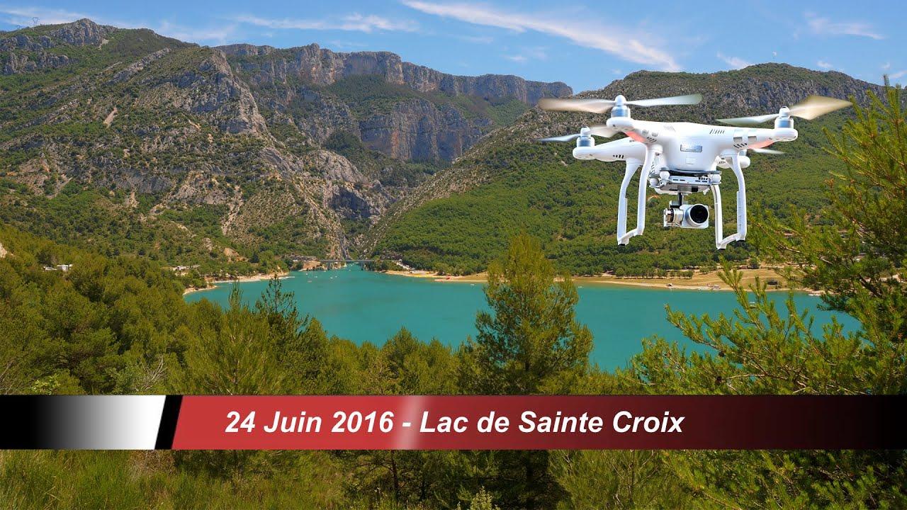 Lac de sainte croix youtube for Camping lac de ste croix avec piscine