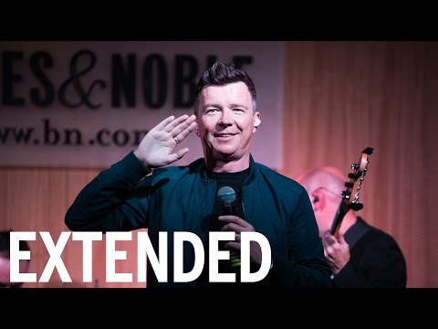 Rick Astley's Daughter Helped Him Understand Rickrolling | EXTENDED