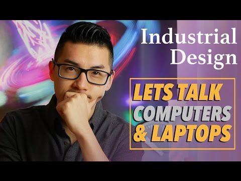 Which Computer Should You Get for Industrial Design