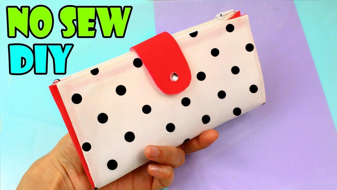 Diy purse clutch wallet tutorial for woman no sew from scratch diy purse clutch wallet tutorial for woman no sew from scratch jeuxipadfo Image collections
