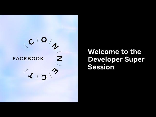 Developer Super Session   Facebook Connect