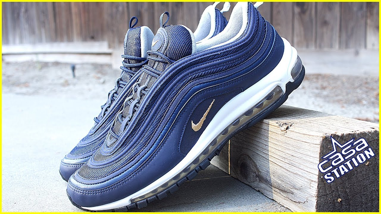 nike air max 97 midnight blue