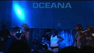 Oceana - Upside down Live