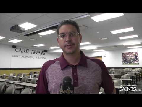 Greg McMahon hosts special teams clinic