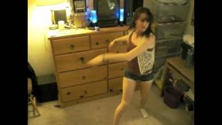 """Freestyle Dance """"Holding Her And Loving You"""" Clay walker"""