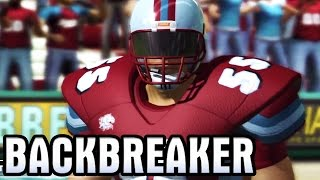 BACKBREAKER Gameplay | The Big Hitting World of Backbreaker Football