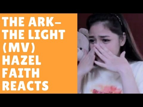 The Ark - The Light (MV)|| Hazel Faith Reacts