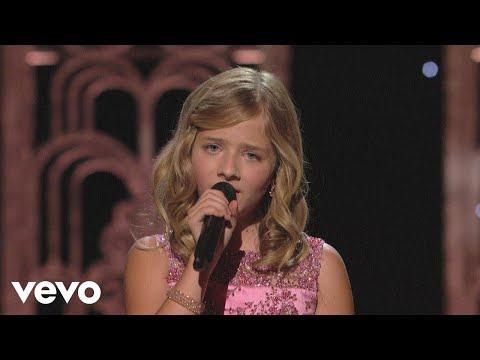 Jackie Evancho - Come What May (from Music of the Movies)