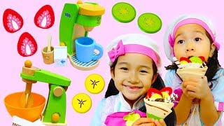 おままごと♡美味しいクレープを作ろう!ごっこ遊び・おもちゃ・Hape himawari-CH thumbnail