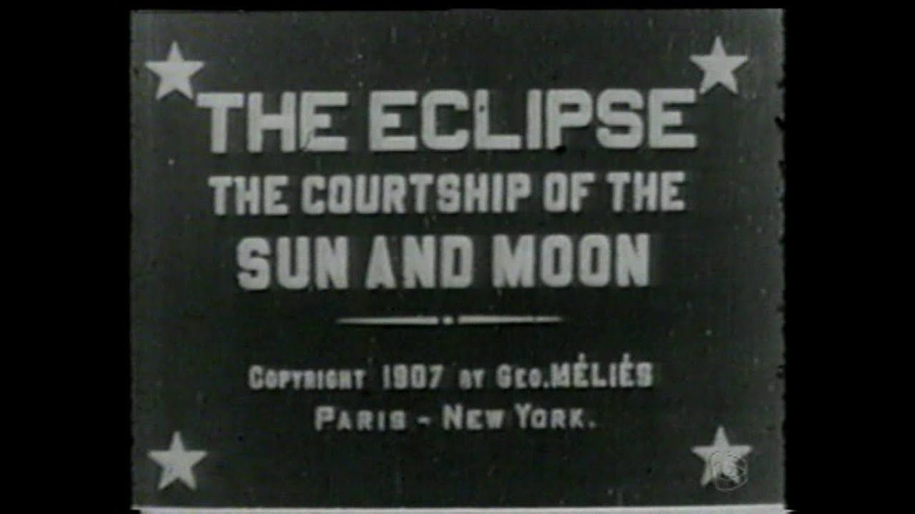 Resultado de imagen de georges melies eclipse