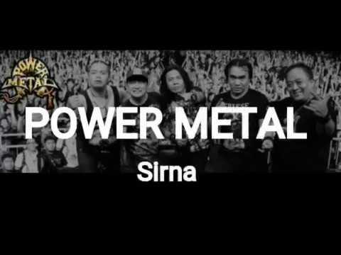 Power Metal - Sirna Karaoke