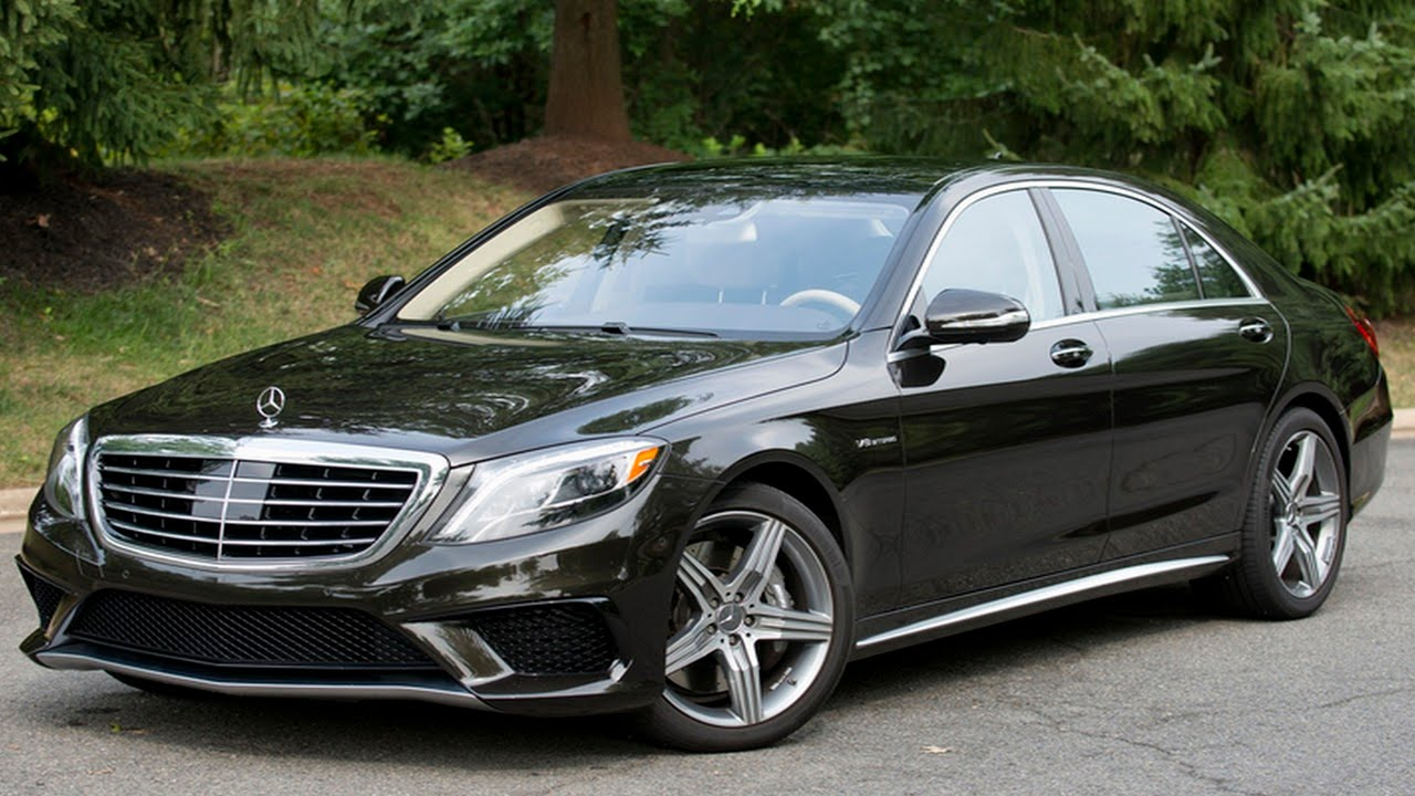 2014 mercedes benz s63 amg 4matic sedan youtube for How do you spell mercedes benz