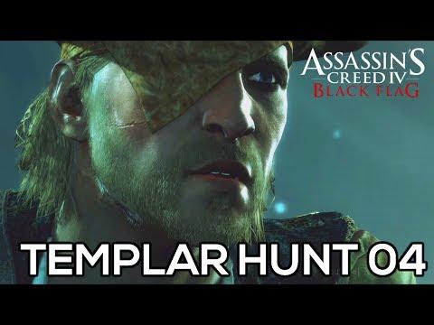 ASSASSIN'S CREED 4: BLACK FLAG ¦ Templar Hunt 4 - Vance Travers (All Missions) Walkthrough [HD]