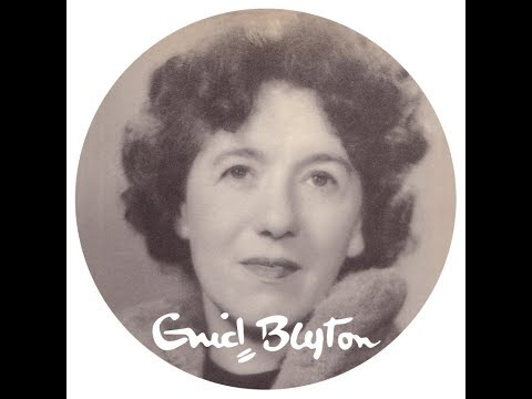 Enid Blyton (1897-1968) Author