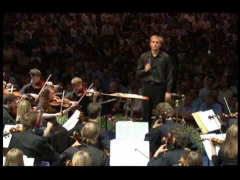 Respighi 'Roman Festivals' - Petrenko / National Youth Orchestra  - Complete Performance
