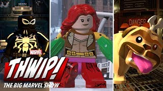 LEGO Marvel Super Heroes 2 on THWIP! The Big Marvel Show!