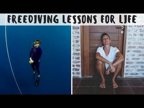 Diving to 15m on ONE BREATH: What I Learned... || #freedivinginbali