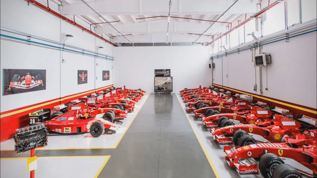 Ferrari Headquarters In Italy Youtube
