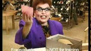 mrs. decker traverses payless shoespace thumbnail