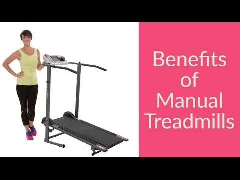 Benefits Of Manual Treadmills: Are Manual Treadmill Good For Running?