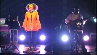 """Jean Binta Breeze live @ Lux, 2009 - """"Third World Blues"""""""