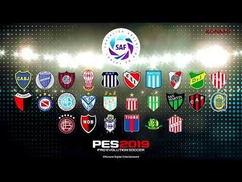 PES 2019 - Argentina Pre-Season Tour Trailer