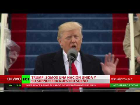 Discurso de investidura de Donald J. Trump 20.01.2016