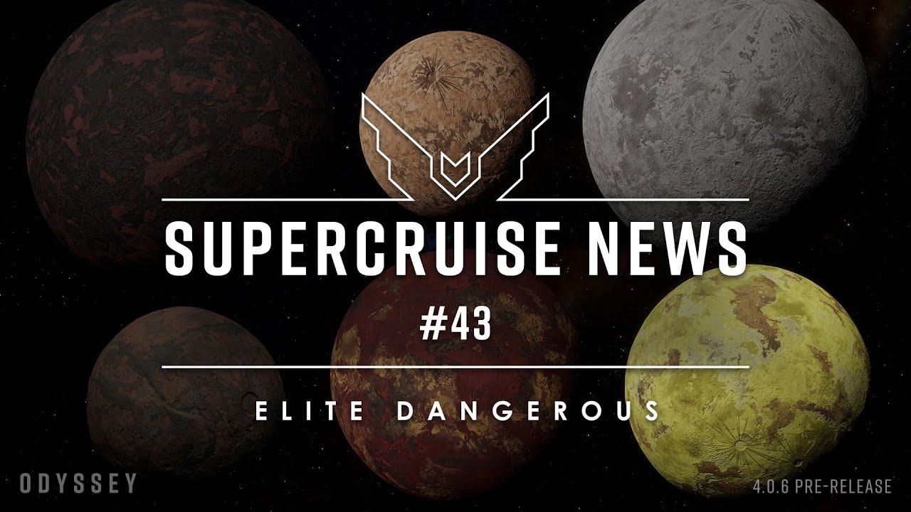 Supercruise News #43