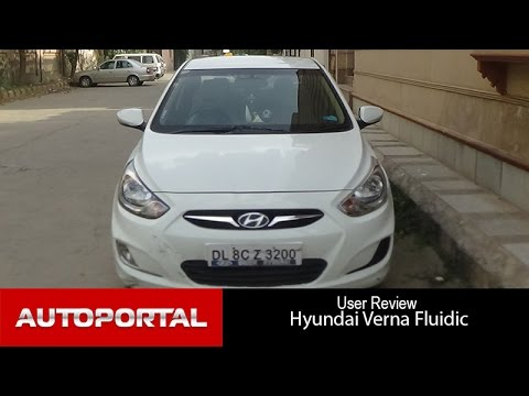 Hyundai Fluidic Verna User Review - 'stylish interior' - Autoportal