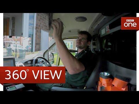 Ambulance: VR - 360 | BBC One