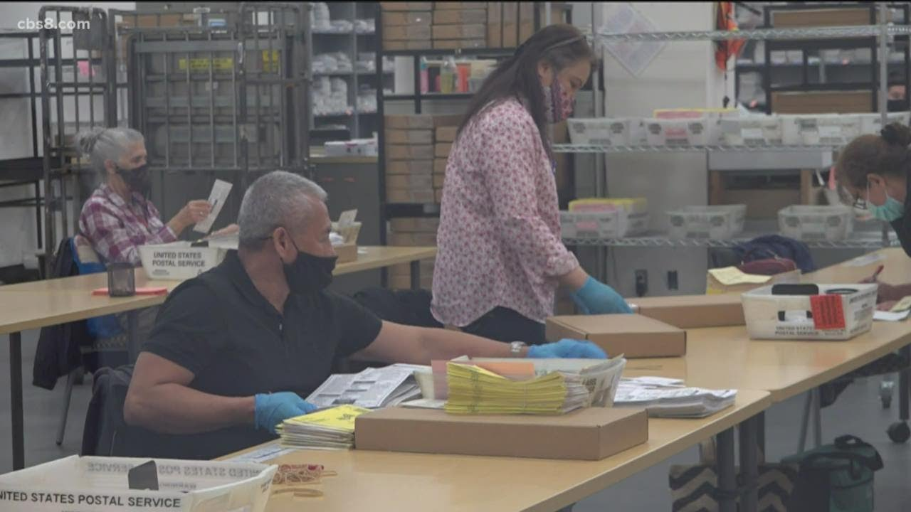 Download Hear from San Diego poll workers in the days after the election