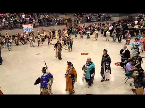 Seminole Pow Wow & Fair 2016 Grand Entry