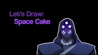 How to Draw: Kolivan (from Voltron: Legendary Defender)