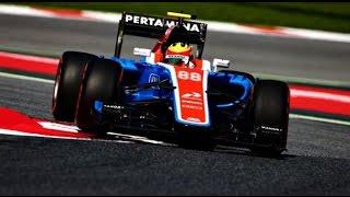 Rio Haryanto Finis ke-17 di F1 GP Spanyol