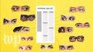 Mail-in voting can be thwarted by poorly designed ballots and undercounted votes