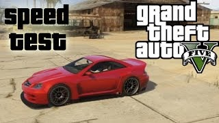 ★ GTA 5 - Do Off-Road Tires Make You Go Slower On Paved Roads? Surprising Results!