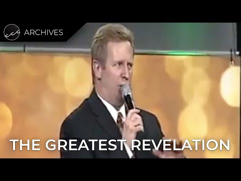 The Greatest Revelation – Pastor Raymond Woodward – CCC Archives