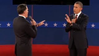 President Obama Lectures Romney